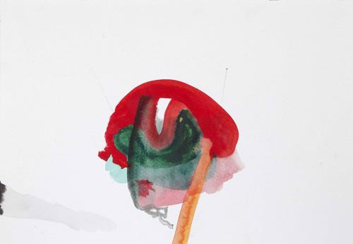 Akvarell. 28x32cm