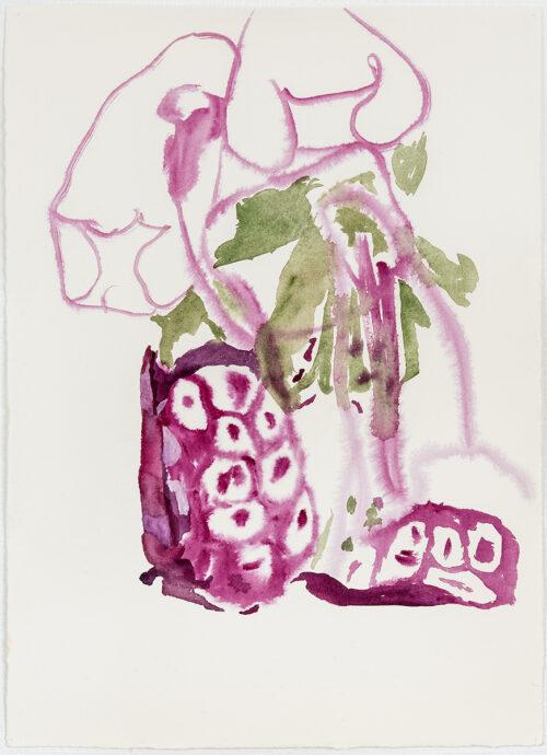 Akvarell 53x39 cm