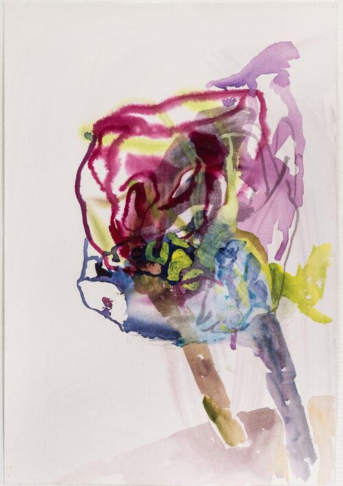 Akvarell 56x38 cm