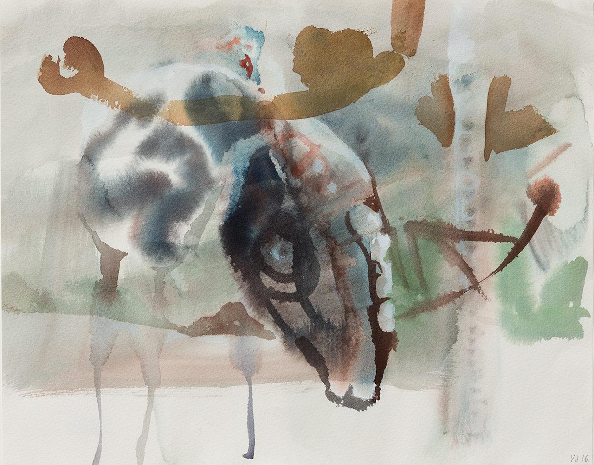 Akvarell 2016 34x27cm