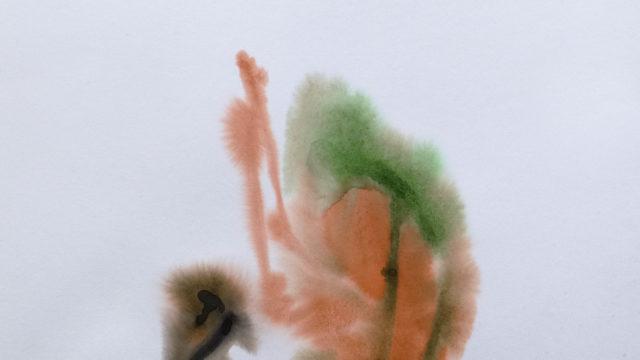 Akvarell 50x70cm