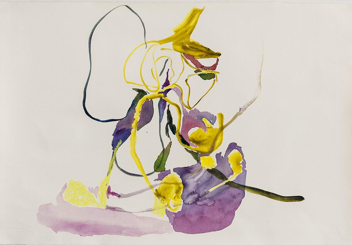 Akvarell 62x44 cm