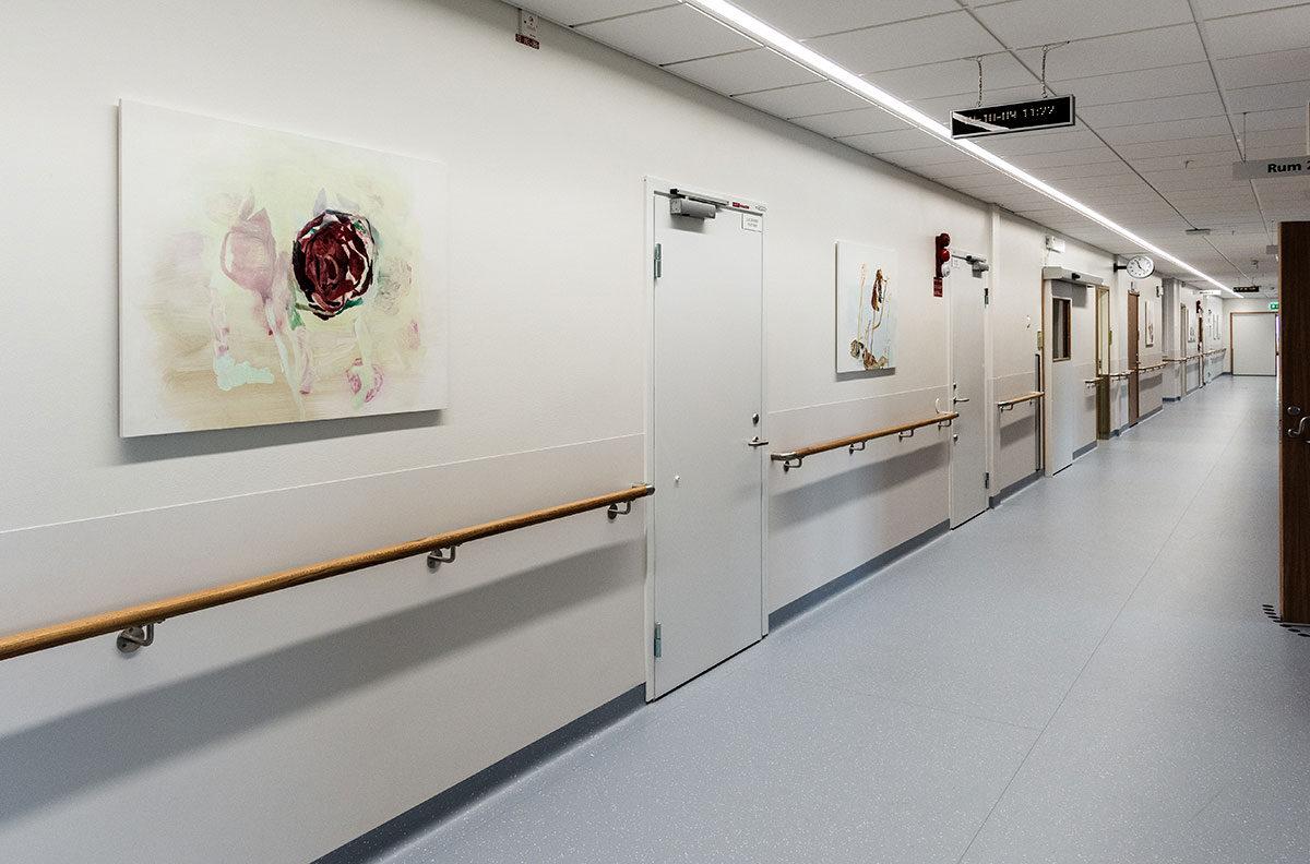 Gestaltningsuppdrag Södersjukhuset